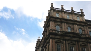 Volunteers ventured to Edinburgh for the course on object handling.