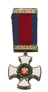 The Distinguished Service Order.