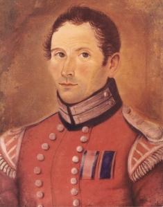 Quarter Master Sergeant James Anton