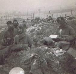 Christmas Day 1914