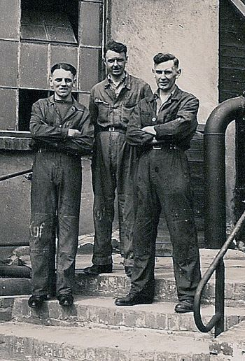 Harry Ruthven, left, Stalag VIII A, edited 96ppi 350