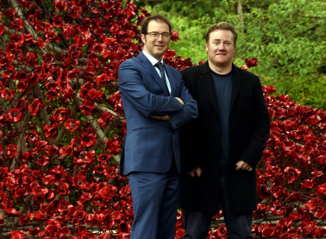 Weeping Window Sculpture opens at The Black Watch Castle and Museum, Perth