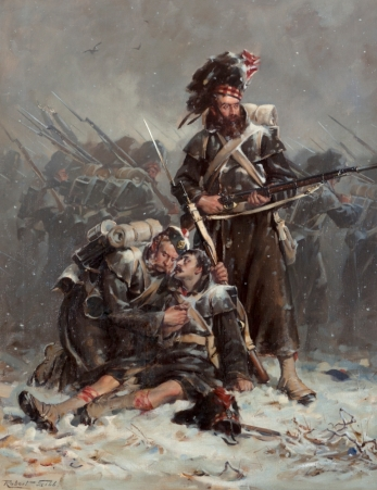 bw50-comrades-the-42nd-highlanders